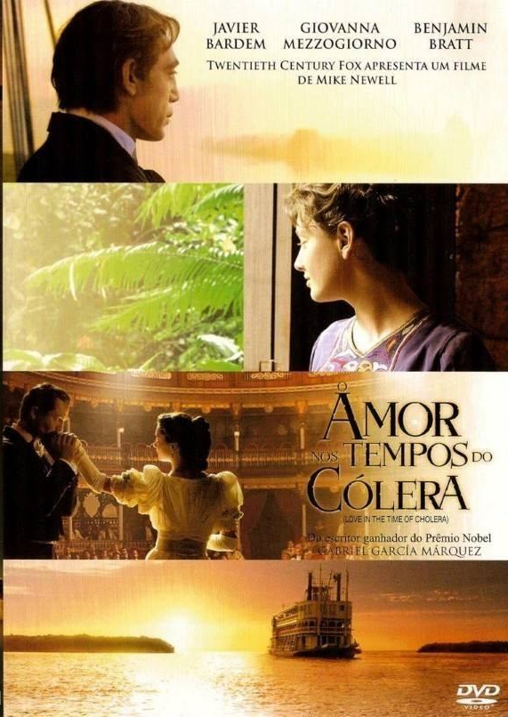 O Amor nos Tempos do Cólera - ( Love In the of Cholera )