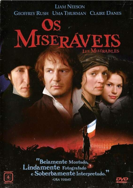 Os Miseráveis [ de  Bille August  ] - ( Les Misérables )