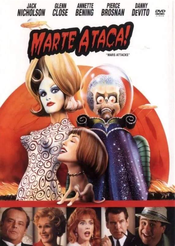 Marte Ataca! - ( Mars Attacks! )