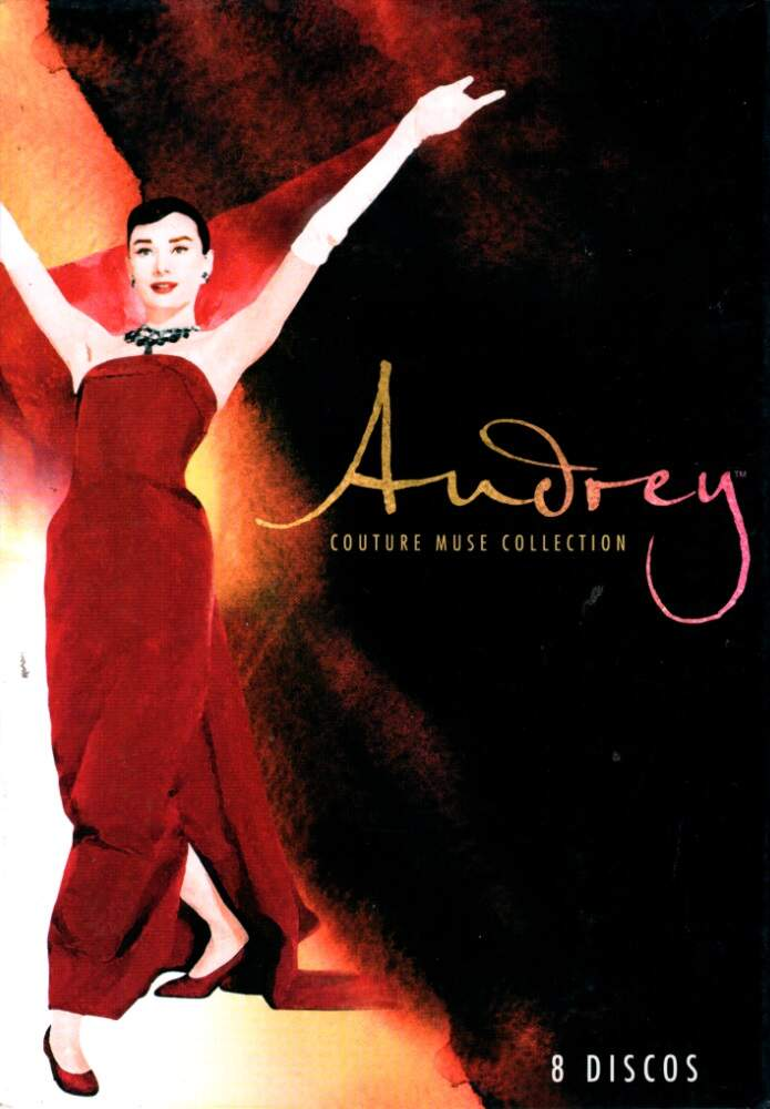Box  Audrey Hepburn - Couture Muse Collection (8 DVDs)