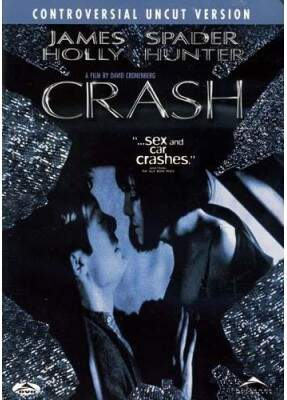 Crash - Uncut Version - ( Crash - Estranhos Prazeres ) R1