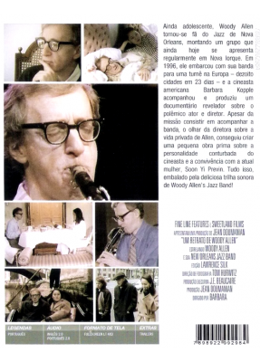 Um Retrato de Woody Allen - ( Wild Man Blues )