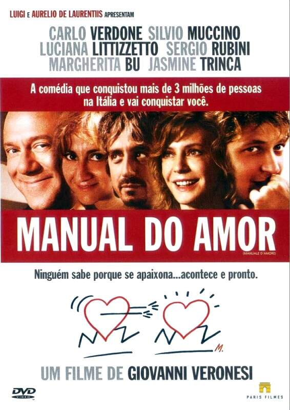 Manual do Amor - ( Manuale d´Amore )