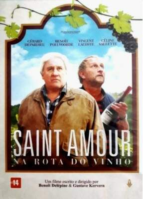 Saint Amour - Na Rota do Vinho - ( Saint Amour )