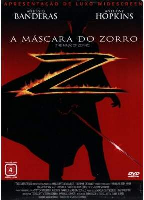 A Mascara do Zorro - ( The Mask Of Zorro )