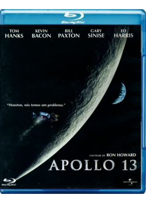 Apollo 13 - Do Desastre ao Triunfo - ( Apollo 13 ) [ Blu-Ray ]