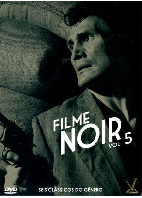 Filme Noir - Vol. 5 - Digistack 6 Filmes