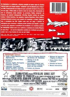 Dr. Fantástico -  ( Dr. Strangelove or: How I Learned to Stop Worrying and Love the Bomb )