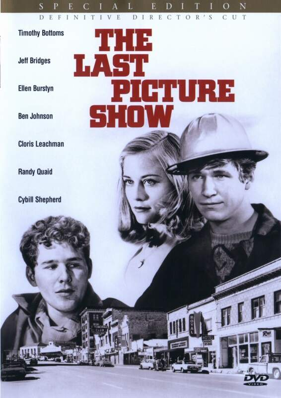 The Last Picture Show - ( A Última Sessão de Cinema ) R1