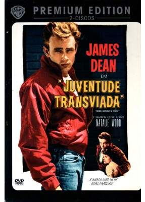 Juventude Transviada - ( Rebel Without a Cause ) Premium Edition