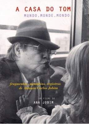 Box Tom Jobim - A Casa do Tom - Mundo, Monde, Mondo (DVD+Livreto)