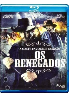 Os Renegados - ( Heathens and Thieves )  [ Blu-Ray ]