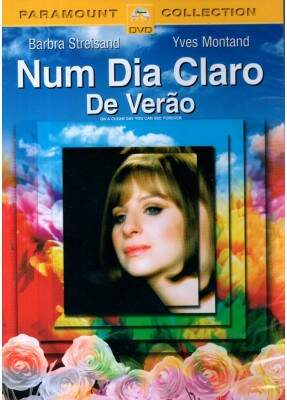 Num Dia Claro De Verão - ( On a Clear Day You Can See Forever )