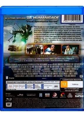Independence Day - O Ressurgimento - ( Independence Day: Resurgence ) [ Blu-Ray ]