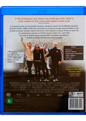 The Rolling Stones - Shine A Light [ Blu-ray ]
