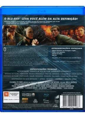 Joana D´Arc de Luc Besson - ( The Messenger: The Story of Joan of Arc ) [ Blu-Ray ]