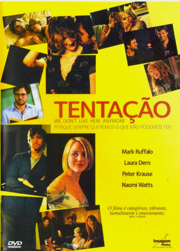 Tentação - ( We Don´t Live Here Anymore )