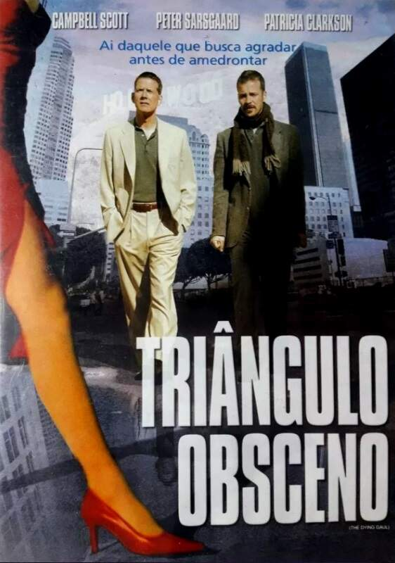 Triângulo Obsceno - ( The Dying Gaul )