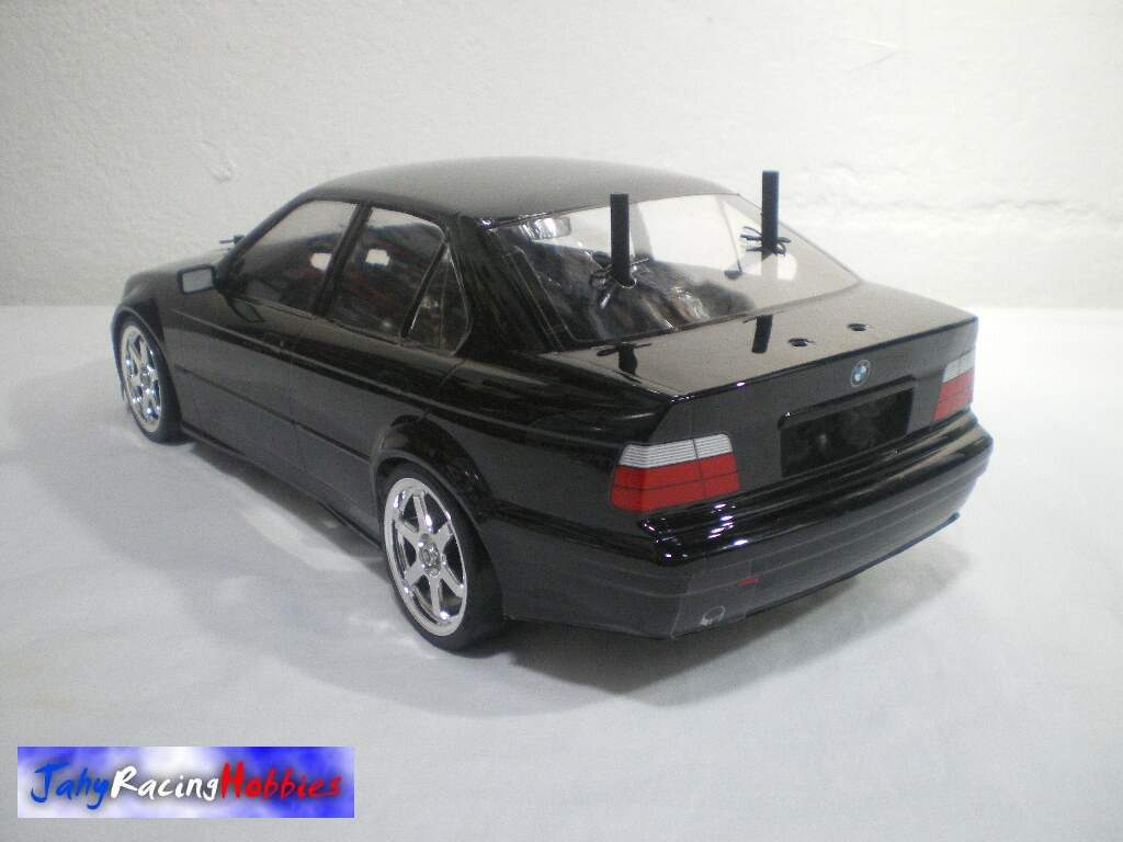 BMW 318i Sedãn Preto Drift RTR By Jahy
