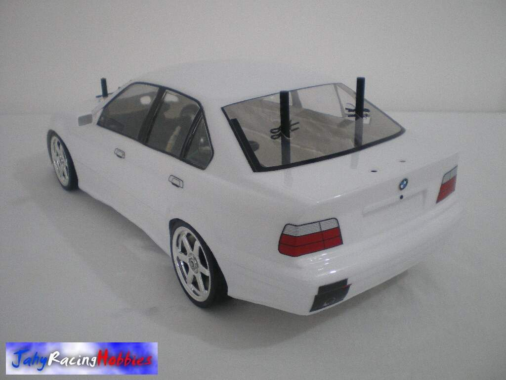 BMW 318i Sedãn Branco Drift RTR By Jahy
