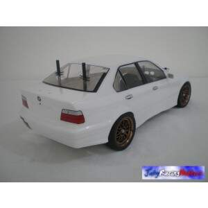 BMW 318i Sedãn Branco Touring RTR By Jahy