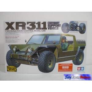 Combat Support Vehicle XR311 Tamiya