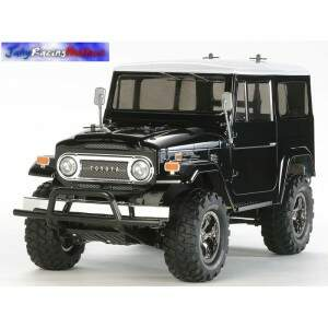 Toyota Land Cruiser 40 CC-01 Black Edition Pintada Tamiya