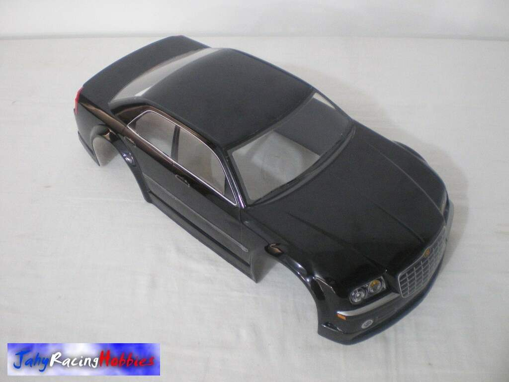 Bolha Chrysler 300C Preto By Jahy