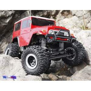 Toyota Land Cruiser 40 Crawler CR-01 Tamiya