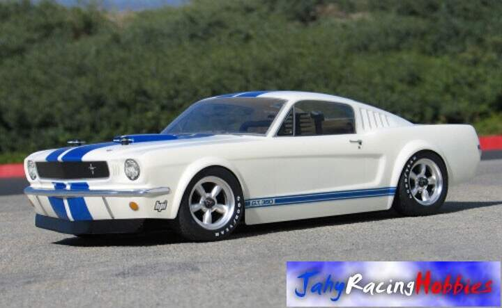 Bolha Ford Mustang Shelby GT 350 1965 HPI