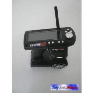 Radio Digital GTX3 3 Canais 2.4 Ghz Turnigy
