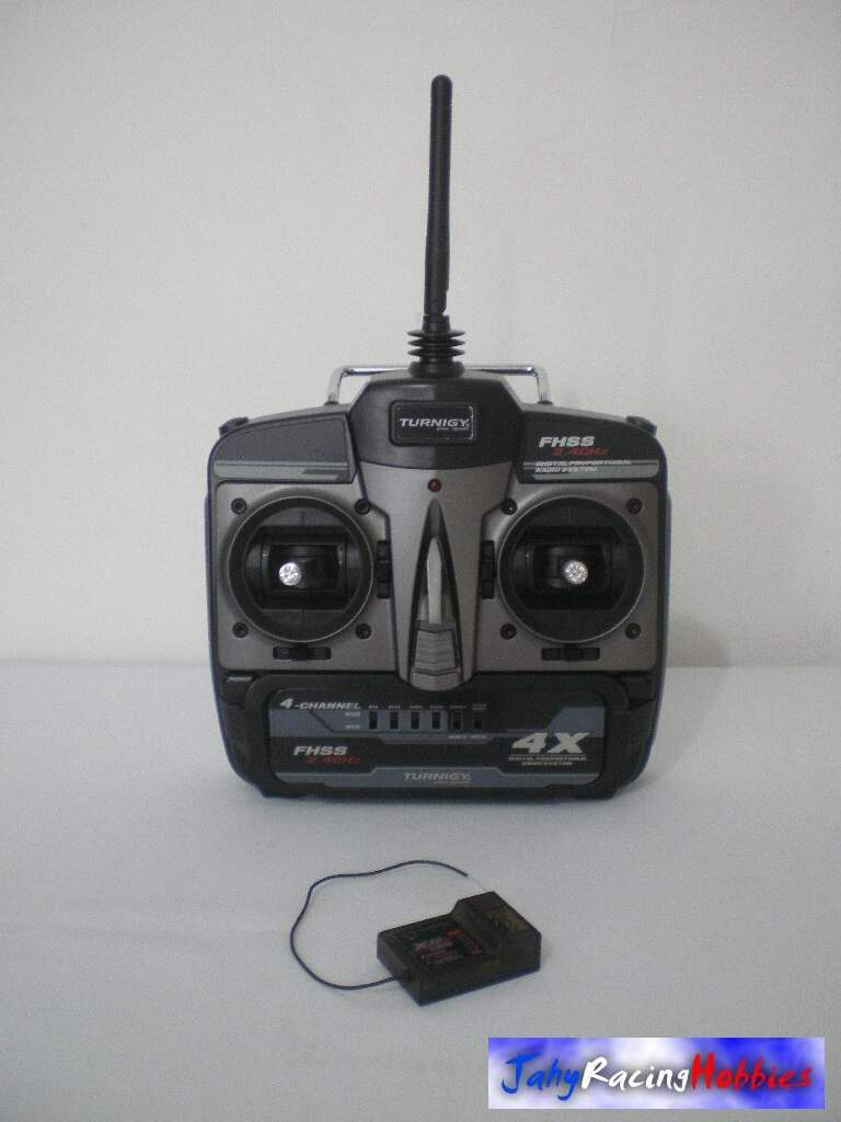 Radio Stick 4X FHSS 4 Canais 2.4 Ghz Turnigy