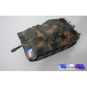 Tanque Alemão Panther RTR Heng Long