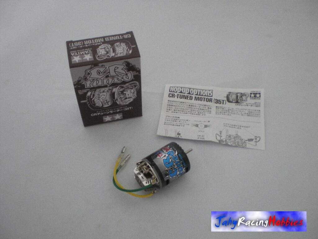 Motor Crawler CR Tuned 35 Turns Tamiya