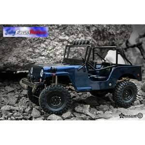 Jeep Willys Sawback Sports Crawler Gmade