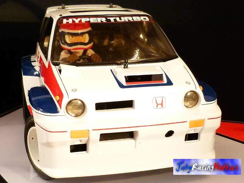 Honda City Turbo WR02C Tamiya