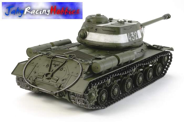 Tanque Russo Heavy JS-2 Tamiya