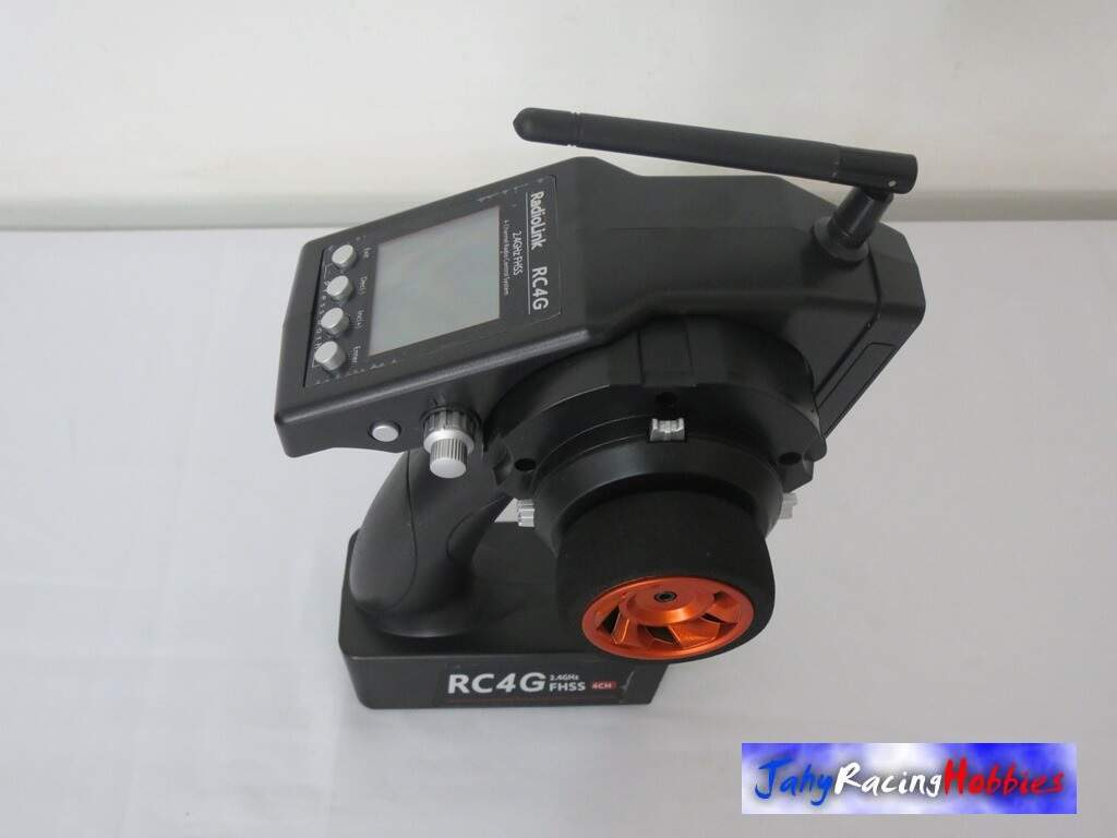 Rádio RC4G 4 Canais 2.4 Ghz Gyro Digital Radio Link