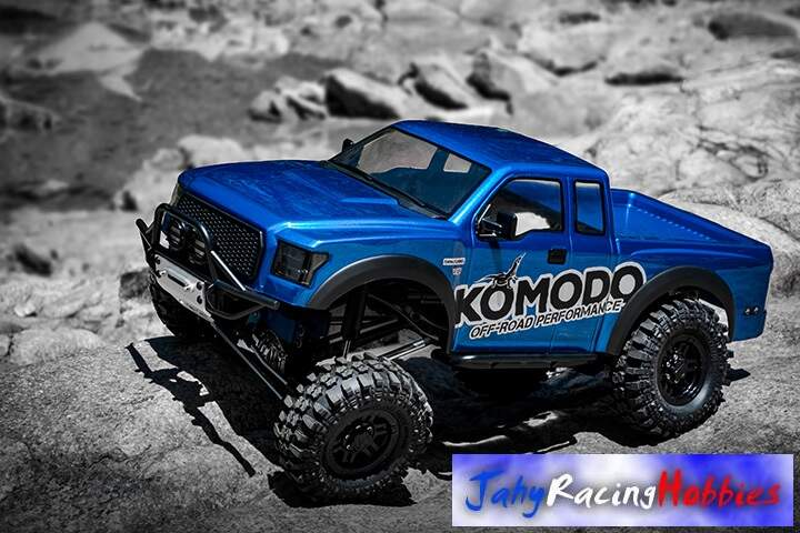Pick-Up Komodo Crawler GS-01 Kit Gmade