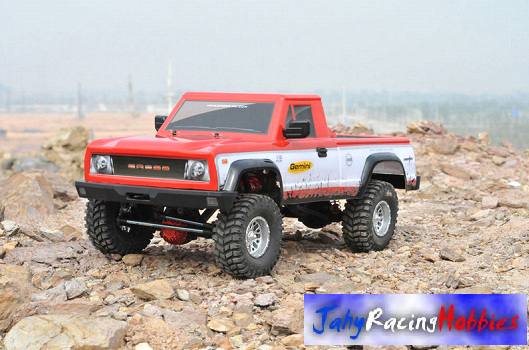 Pick-up PG4R Crawler Cross