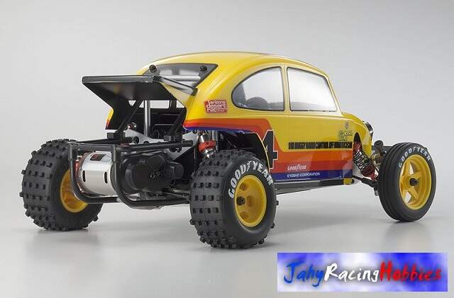 Baja Buggy VW Beetle Off-Road Racer Kyosho