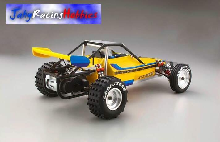 Buggy Scorpion Off-Road Kyosho