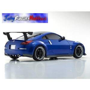 Mini-Z Nissan Fairlady 350Z (Z33) Azul Metálico MR-20s Sports Drift RTR Kyosho