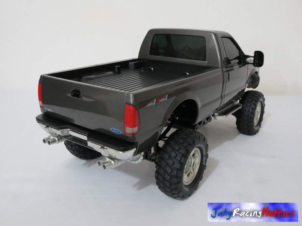 Ford F-350 High Lift Cinza Chumbo RTR Tamiya