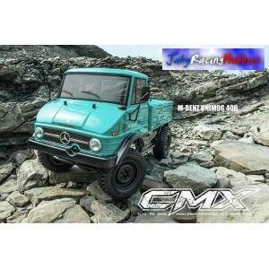 Mercedes Benz Unimog 406 MST CMX Kit