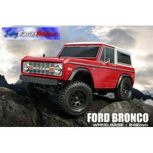 Ford Bronco MST CMX Kit