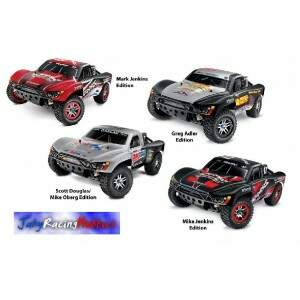 Slash 4x4 VXL Brushless TQI TSM Ultimate RTR Traxxas