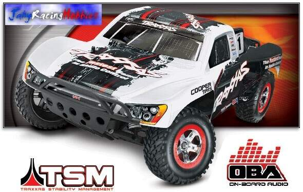 Slash 4x2 VXL Brushless TQI TSM & OBA RTR Traxxas