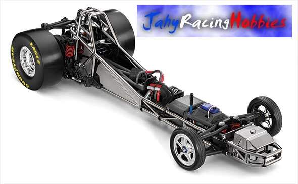 Ford Mustang Funny Car VXL TQI Brushless RTR Traxxas
