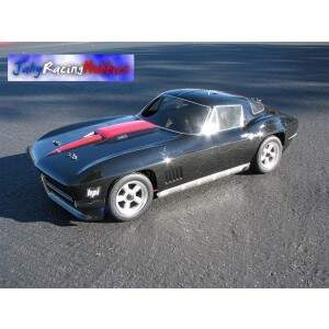 Bolha Corvette Stingray 1967 Vintage HPI
